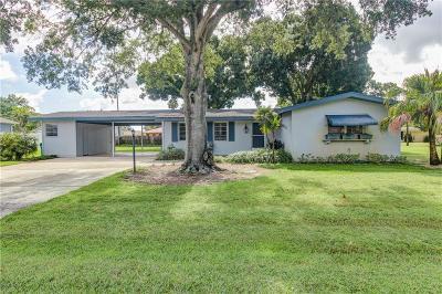 Sebastian Single Family Home For Sale: 525 Saunders Street