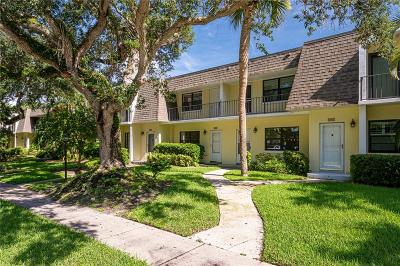 Vero Beach Condo/Townhouse For Sale: 839 Camelia Lane #8