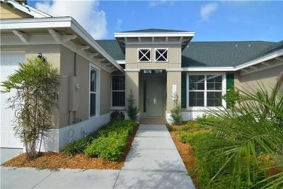 Vero Beach Single Family Home For Sale: 4323 Baseline Drive