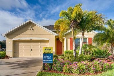Sebastian Single Family Home For Sale: 649 Barber Street
