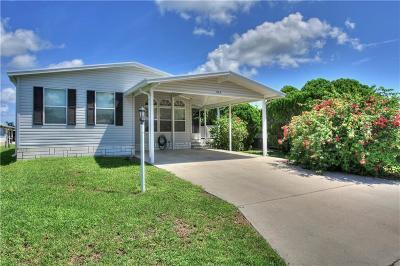 Sebastian Single Family Home For Sale: 512 Egret Circle