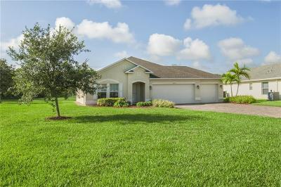 Vero Beach Single Family Home For Sale: 1255 SW Lexington Lane