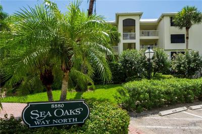 Vero Beach Condo/Townhouse For Sale: 8880 Sea Oaks Way #207