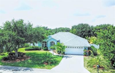 Vero Beach Single Family Home For Sale: 2155 Dunmore Lane