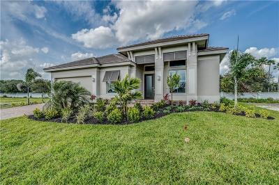 Vero Beach Single Family Home For Sale: 9351 Orchid Cove Circle