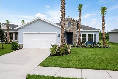 Fort Pierce Single Family Home For Sale: 3514 Carriage Pointe Circle