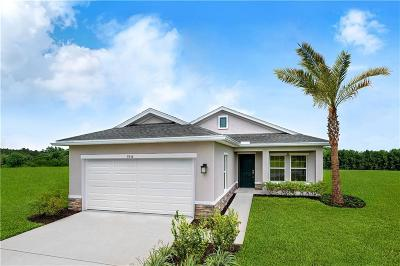Fort Pierce Single Family Home For Sale: 3516 Carriage Pointe Circle