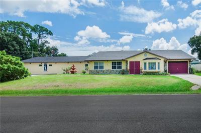 Sebastian Single Family Home For Sale: 641 Braddock Street