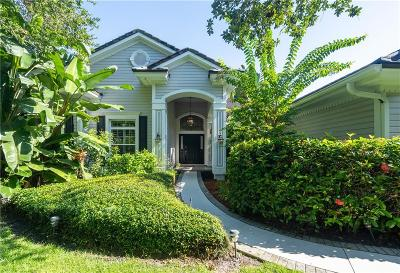 Vero Beach Single Family Home For Sale: 120 Chiefs Trail