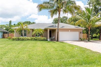 Vero Beach Single Family Home For Sale: 1230 26th Avenue