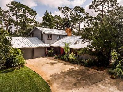 Sebastian Single Family Home For Sale: 563 Cross Creek Circle