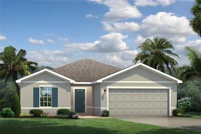 Fort Pierce Single Family Home For Sale: 3814 Lancove Way