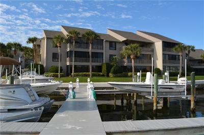 Vero Beach Condo/Townhouse For Sale: 1875 Bay Road #H216