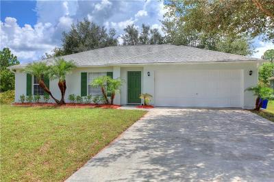 Vero Beach Single Family Home For Sale: 8226 100th Court