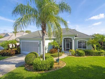 Sebastian Single Family Home For Sale: 686 Brush Foot Drive