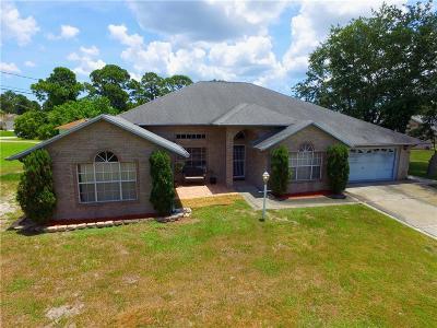 Sebastian Single Family Home For Sale: 162 Miller Drive