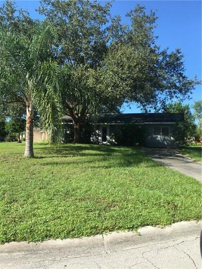 Vero Beach, Indian River Shores, Melbourne Beach, Melbourne, Sebastian, Palm Bay, Orchid Island, Micco, Indialantic, Satellite Beach Single Family Home For Sale: 1545 21st Place