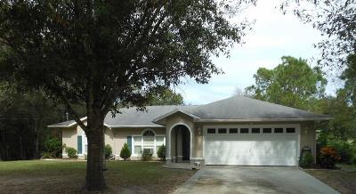 Vero Beach Single Family Home For Sale: 9330 86th Street