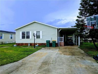 Sebastian Single Family Home For Sale: 803 Beech Court