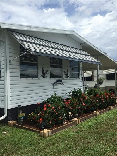 Sebastian Single Family Home For Sale: 948 Frangi Pani Drive
