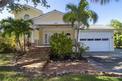 Vero Beach Single Family Home For Sale: 2135 Seminole Shores Lane