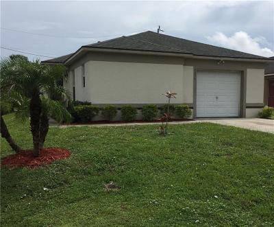Vero Beach Single Family Home For Sale: 4896 29th Avenue