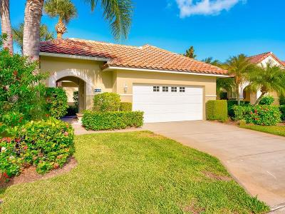 Vero Beach Single Family Home For Sale: 1676 Victoria Circle