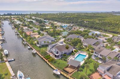 Hutchinson Island Condo/Townhouse For Sale: 2536 Harbour Cove Drive #2536