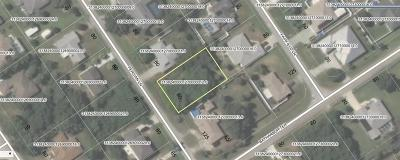 Vero Beach, Indian River Shores, Melbourne Beach, Melbourne, Sebastian, Palm Bay, Orchid Island, Micco, Indialantic, Satellite Beach Residential Lots & Land For Sale: 1190 Persian Lane