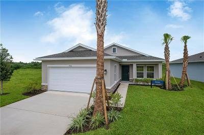 Fort Pierce Single Family Home For Sale: 3812 Lancove Way