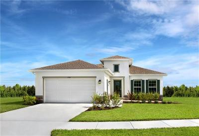 Fort Pierce Single Family Home For Sale: 3819 Lancove Way