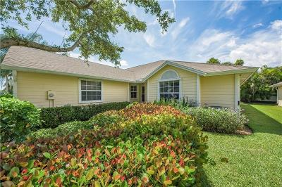 Vero Beach Single Family Home For Sale: 539 6th Street