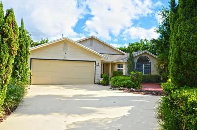 Vero Beach Single Family Home For Sale: 790 SW Fox Trail