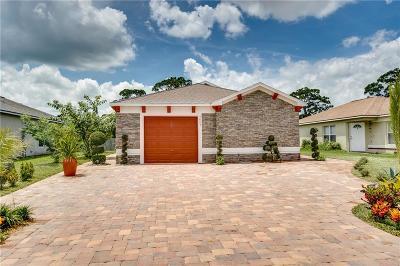 Vero Beach Single Family Home For Sale: 4845 30th Avenue