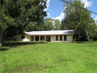 Fort Pierce Single Family Home For Sale: 5407 Deleon Avenue