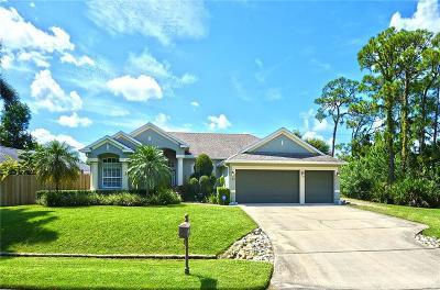 Sebastian Single Family Home For Sale: 130 Day Drive