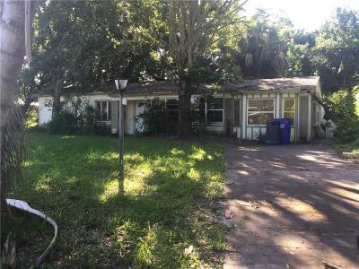 Vero Beach Single Family Home For Sale: 2326 Bonita Avenue
