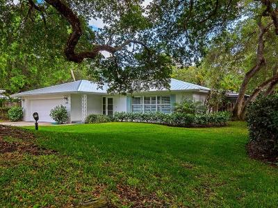 Vero Beach Single Family Home For Sale: 540 Holly Road