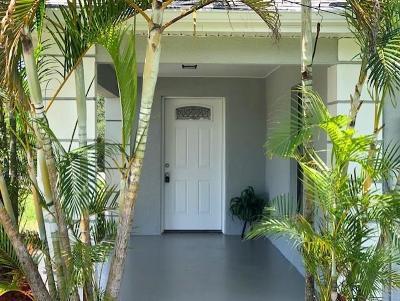 Vero Beach Single Family Home For Sale: 9090 86th Street