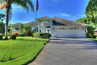Sebastian Single Family Home For Sale: 725 Doctor Avenue