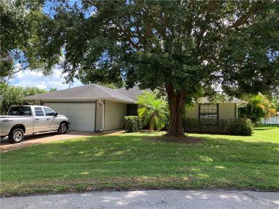 Vero Beach Single Family Home For Sale: 731 24th