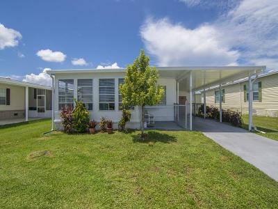 Sebastian Single Family Home For Sale: 755 Lark Drive