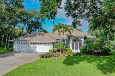 Sebastian Single Family Home For Sale: 104 Arega Street
