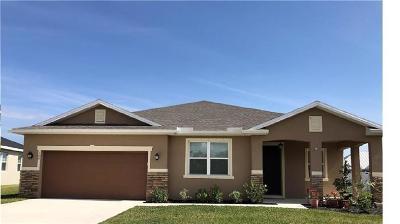 Sebastian Single Family Home For Sale: 109 Salazar Lane