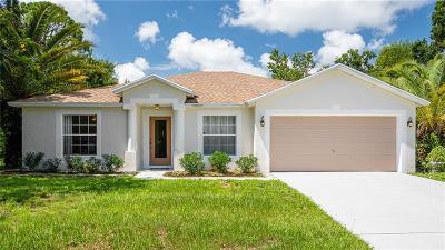 Vero Beach Single Family Home For Sale: 5945 65th Street