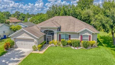 Sebastian Single Family Home For Sale: 1371 Laconia Street