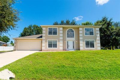 Sebastian Single Family Home For Sale: 823 Mulberry Street