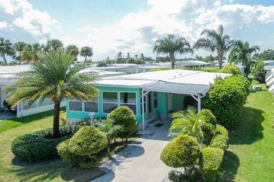 Sebastian Single Family Home For Sale: 912 Wren Circle