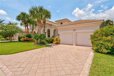Vero Beach Single Family Home For Sale: 3387 Westford Circle