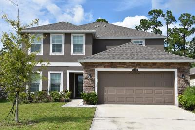 Vero Beach Single Family Home For Sale: 8125 Westfield Circle